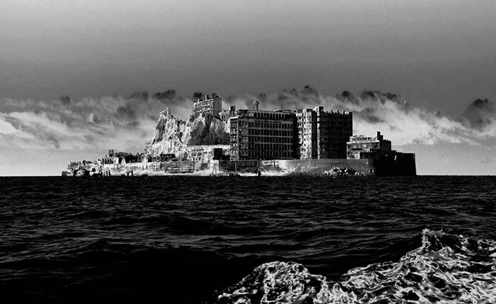 66a0a3752f6828eb24c059862c2c60ec Post apocalyptic anthill of Hashima