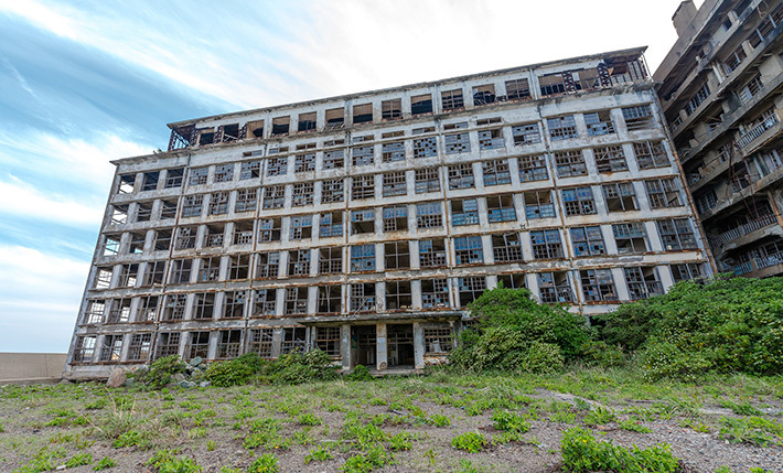 68365160d000e9cf0a2df5a90819b4ed Post apocalyptic anthill of Hashima