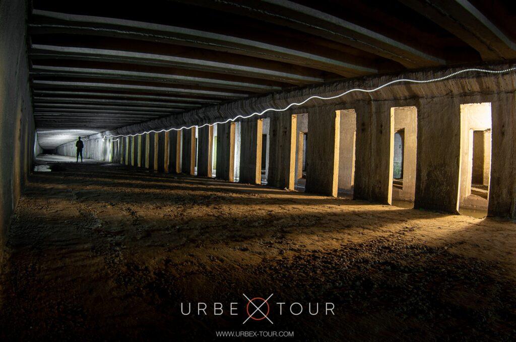 Вылазки в подземные реки
