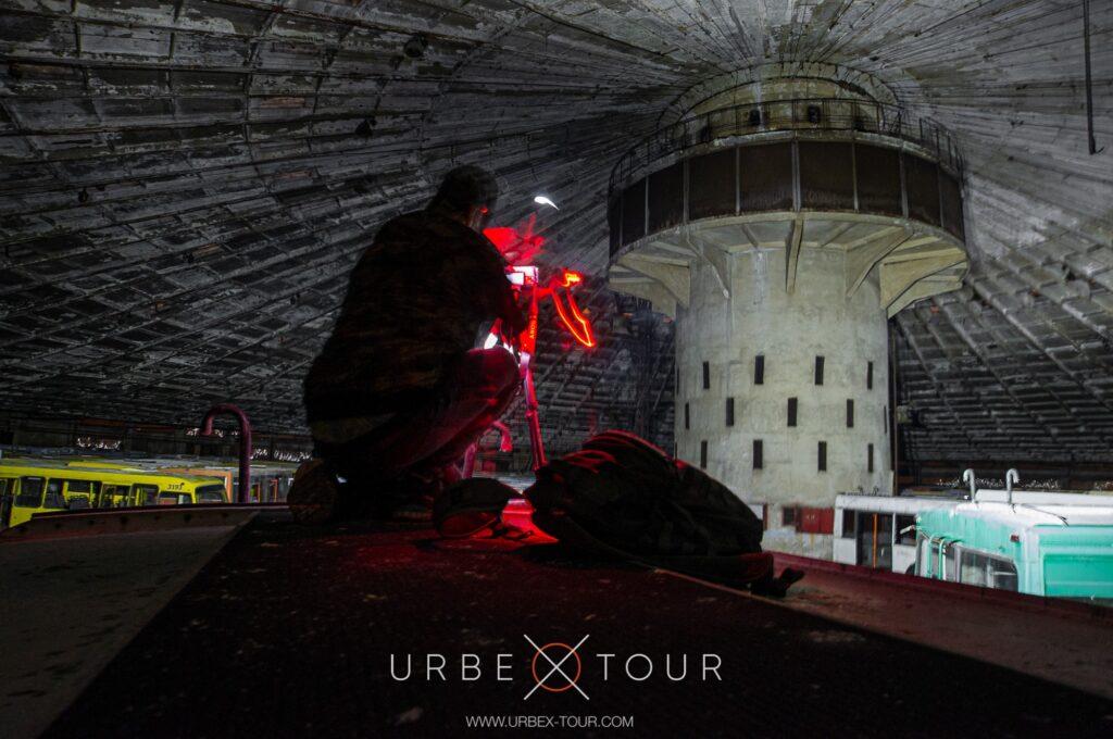 Диггерские Урбекс Экскурсии