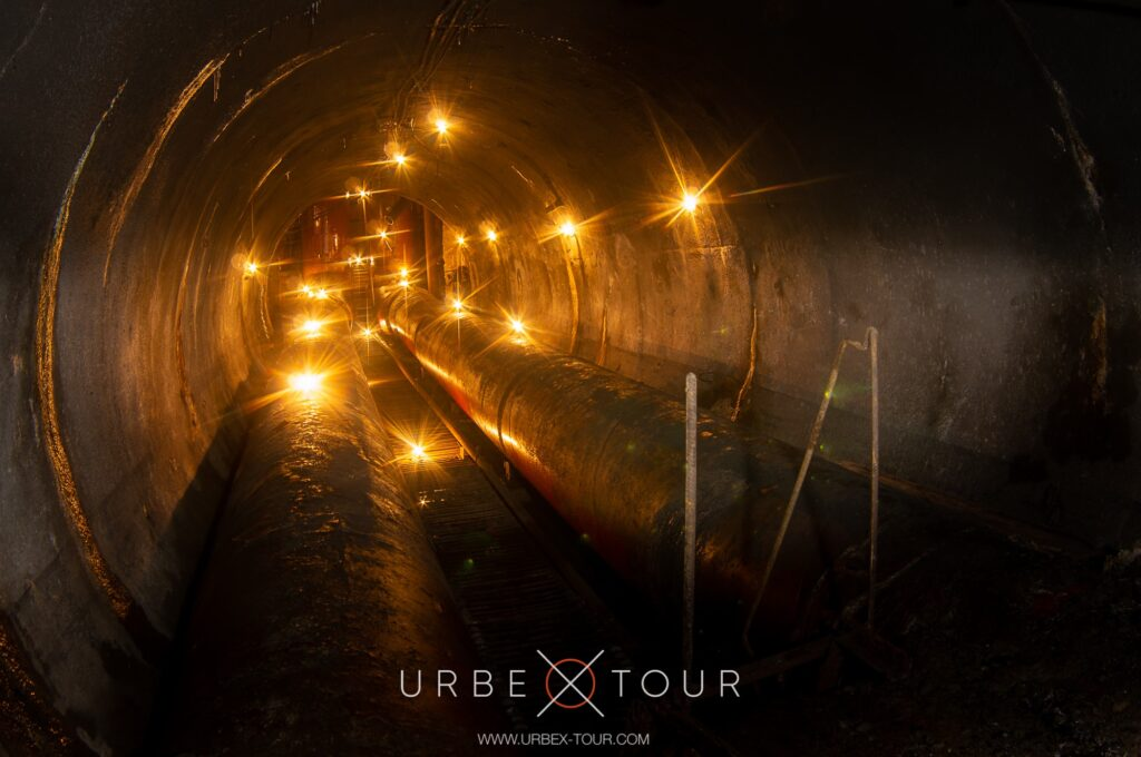 Туннели под Киевом