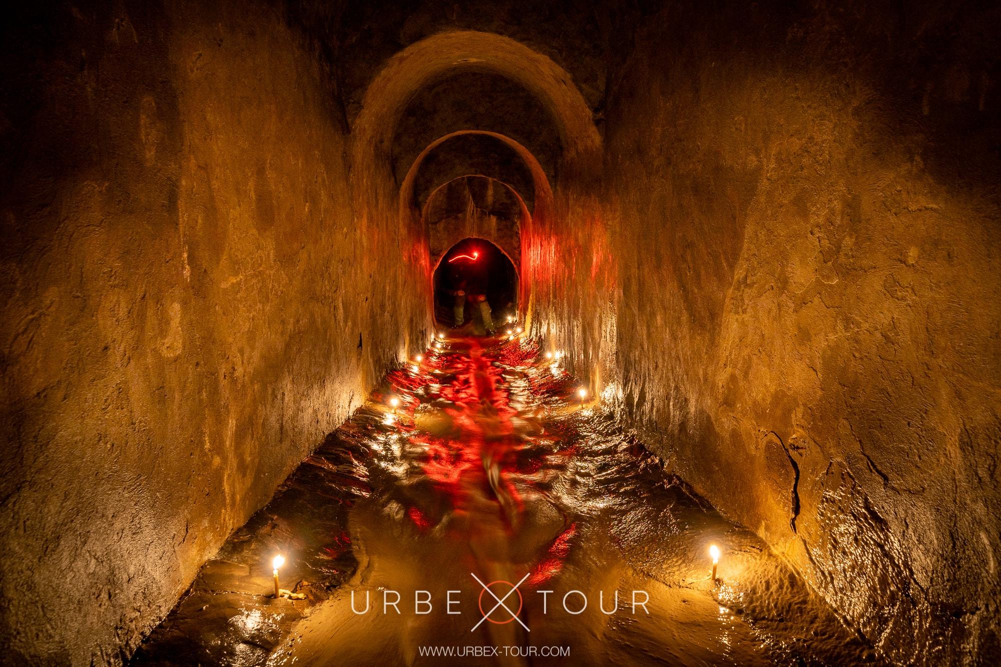 Урбекс экскурсии в Подземелья Киева - Urbex Tour